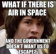 Conspiracy Meme - meme wall conspiracy keanu