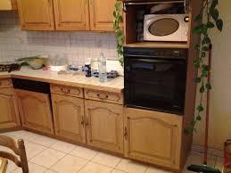 comment renover une cuisine en bois peinture pour meuble de cuisine en chene intérieur intérieur