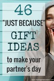 Good Gifts For Wife Best 25 Just Because Gifts Ideas On Pinterest Baby Stuffed