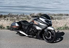 bmw motorcycle vintage bmw motorrad concept 101 six cylinders of bagger asphalt u0026 rubber