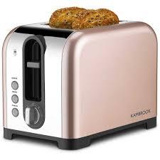 rose gold appliances kambrook 2 slice toaster rose gold big w