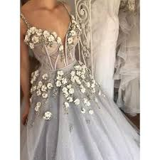 silver wedding dresses sale silver wedding dress wedding dresses with tulle
