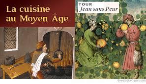 cuisine au moyen age la cuisine au moyen âge