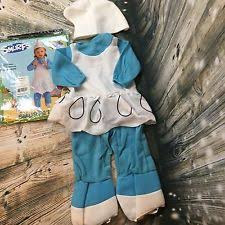 Smurf Halloween Costumes Smurf Costume Ebay
