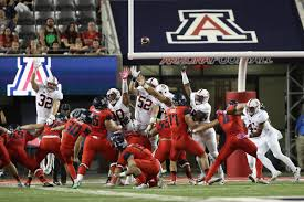 Arizona Stadium Map by Arizona Football Wildcats Searching For Answers At Long Snapper