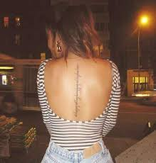 28 sassy tattoo designs for the spine tattoo designs sassy and