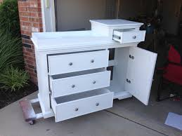 ana white changing table diy projects