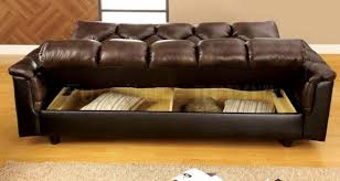 Best  Brown Leather Sofa Bed Ideas Only On Pinterest Leather - Brown sofa beds