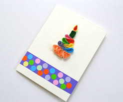 how to make quilling cards for birthday diy paper crafts 11