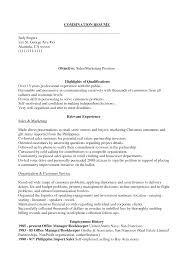Combined Resume Examples by Combination Resume Resume Templates