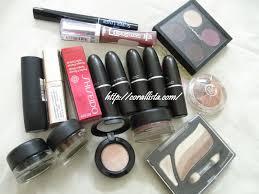 makeup brush kit india l uping mac l 39 oreal and shiseido reviews sneak peak