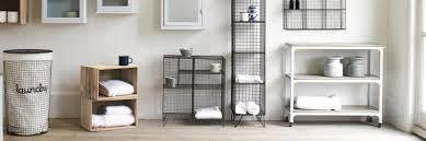 Bathroom Racks And Shelves by Super Bathroom Storage Shelving And Units Loaf