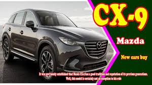 Cx 9 Redesign 2018 Mazda Cx 9 2018 Mazda Cx 9 Review 2018 Mazda Cx 9 Grand