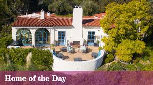 home of the day a spanish colonial revival in pasadena la times