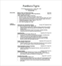 data analyst resume template u2013 8 free word excel pdf format
