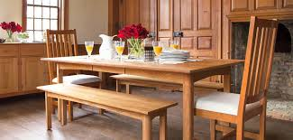 Shaker Dining Room Furniture Shaker Dining Room Furniture Vermont Woods Studios