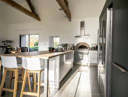 cuisine ilot central cuisson cuisine ilot central cuisson get green design de maison
