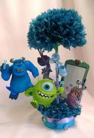 inc baby shower decorations monsters inc baby shower favors green baby shower favors