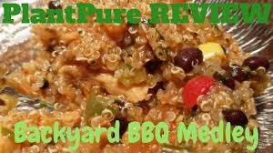 review backyard bbq medley plantpure frozen entree comfort