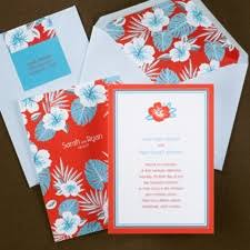 wedding invitations hawaii destination wedding invitations from four printing