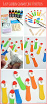 easiest garden gnome craft idea for kids club chica circle