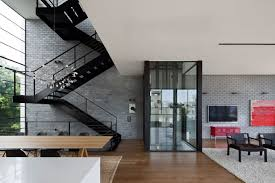 Houses With Elevators Perfect Tel Aviv Town House 1 By Pitsou Kedem Architect 10