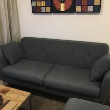 Loveseat With Ottoman Castlery Hanford Loveseat Sofa With Ottoman Home U0026 Furniture On