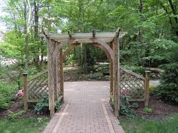 English Garden Pergola by Weddings At Beech Creek Gardens Beech Creek Gardens