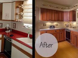kitchen refinish kitchen cabinets and 7 refinishing oak kitchen