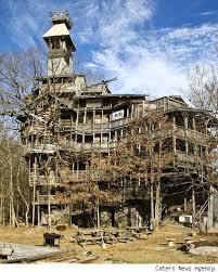 treehouse homes for sale world s tallest treehouse grew from a divine vision tree houses