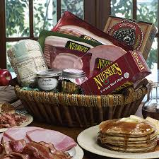 breakfast baskets bountiful breakfast basket pancake gift basket nueske s