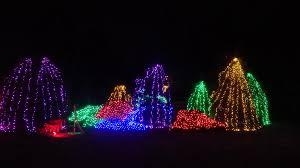 Botanical Gardens Christmas Lights by Winter Walk Of Lights Holiday Beauty At Meadowlark