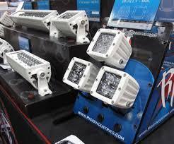 marine led spreader lights high bright marine led lights from rigid industries panbo