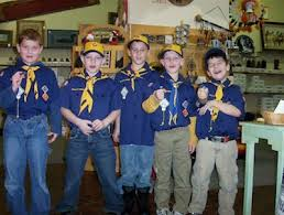 Boy Scout Halloween Costume Friendly Chat Gabe Kelly Chuck Norris