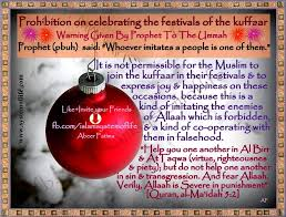 celebrating a non muslim the ghurabah islam the