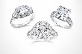cubic zirconia white gold engagement rings cubic zirconia engagement rings in gold and platinum from birkat elyon