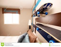cool boys bedroom royalty free stock photo image 14166075
