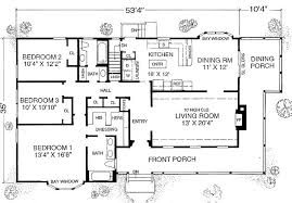 Ranch Floor Plans Download 1600 Square Foot Ranch House Plans Adhome