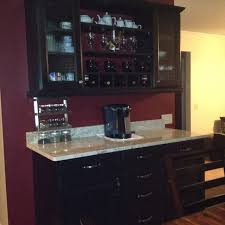 Kitchen Bar Cabinet Ideas by 17 Best Where To Stop A Tiled Backsplash Images On Pinterest