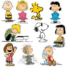 snoopy peanuts characters it s the peanut s brown don t trust she ll pull