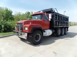mack dump truck mack rd688s dump trucks in tennessee for sale used trucks on