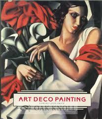 art deco painting edward lucie smith