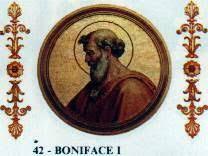 Pope Boniface I