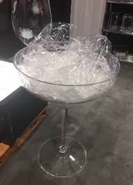 mini plastic martini glasses jumbo huge drink cups martini cup margarita bowl wine glass or