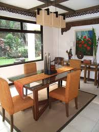 balinese inspired dining room by rvr interior design inspired