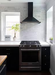 Modern Kitchen Range Hoods - best 25 black range hood ideas on pinterest blue kitchen