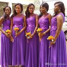 purple lace bridesmaid dress 2017 purple lace bridesmaid dresses black sheer neck