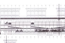 analysis the cubs u0027 wrigley field renovation plans bleed cubbie blue
