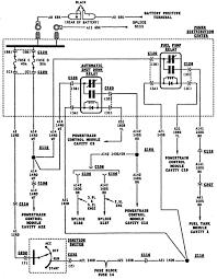1997 dodge dakota fuel pump wiring diagram 94 dodge ram 5 2 fuel