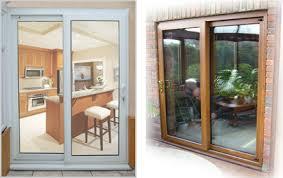 Double Pane Patio Doors by Double Glazed Inline Sliding Patio Doors Worcester Worcestershire